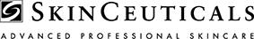 Logo SkinCeuticals fond blanc